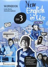 (CAT).(16).NEW ENGLISH IN USE 3º ESO (WORKBOOK). ENVÍO URGENTE (ESPAÑA)