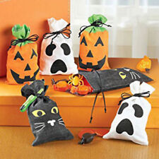 Halloween Plastic Party Bags
