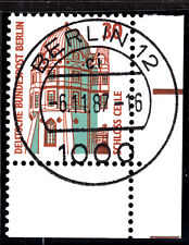 51) Berlin SWK 793 FN 0 Formnummer 30 Pf Eckrand 4 EUR mit EST Berlin 12 m Gummi