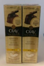 Olay - Total Effects - 7 in 1 -feather weightt day cream Spf15 x 2 creams