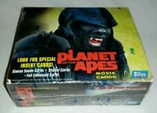 Topps - Planet of the Apes Movie Cards Box 2001 (24 Packs, 8 Cards/Pack) New