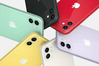 Apple iPhone 11 - 64GB - Mix Colors - Unlocked (GSM+CDMA) New - Fast Shipping!!!