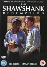 The Shawshank Redemption DVD New & Sealed 5037115055231