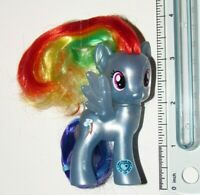 Rainbow Dash : G4 2010 Hasbro MLP My Little Pony Brushable Figure : (D-2)