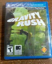 GRAVITY RUSH PLAYSTATION VITA NEW