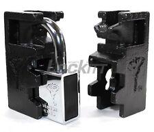 Mul-T-Lock Hasp & C13RC Padlock Van - Barn - Shop - Container - Trailer Doors