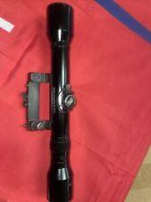Post War German Wehrmacht Sniper 4X Scope, Hensoldt-Wetzlar Dural-Dialytan 5701