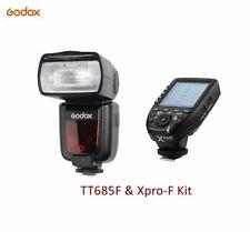 Godox Tt685F Flash Speedlite + Xpro-F Trigger Transmitter for Fujifilm Camera