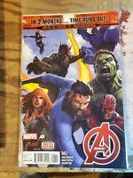 Avengers #43 VF 2015 Marvel Comic Jonathan Hickman Secret Wars