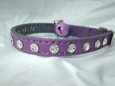 Glamour Girlz Pretty Kitty Extra Sparkly Diamante Cat Kitten Collar Safety &