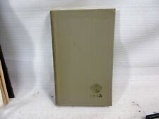 Winthrop 1940 Medical Diary & Therapeutic Handbook Dr LE Cogswell