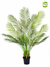 GreenBrokers Artificial 150CM Areca Palm Tree, Potted Plant