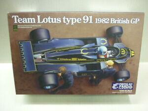 Ebbro 012 Team Lotus type 91 kit 1/20