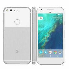 "New Sealed Google Pixel 128GB 5.0"" Verizon Unlocked 4G Smartphone Very Silver"
