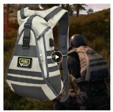 Game PUBG Backpack Perfect Reduction Level 1 Backpack Cosplay Costumes Props 1:1