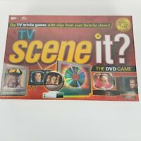 TV Scene It? The DVD Game 2005 Screen Life New Sealed