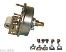 John Deere Ignition/Light Switch for 50,60,330,420,430,440,620,70,MT,435,MI,MC