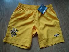 Rangers Gardien De but Short Junior 2012/13 11-12 ans BNWT RRP £ 12.99
