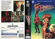 Flash 2. La vendetta di Trickster (1991) VHS