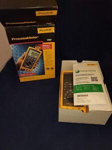 *NEW* Fluke 789 Processmeter, Accessories, Original Box #2