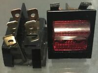 NOS Marshall replacement switches for European 220v JMP and JCM800 900 amps