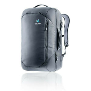 Deuter Mens Aviant Carry On Pro 36 Backpack - Grey Sports Outdoors Breathable