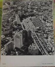 1954 Maroc , Vue de Casablanca