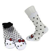 3 Pairs Girls Kids Children Cute Cotton Lace Transparent Crystal Ankle Sock