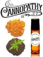Cannopathy Therapeutic Grade Frankincense Infused Hemp Oil (moisturising) - 10ml