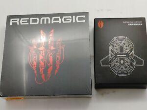 Nubia RedMagic 6 Pro NX669J 256GB Unlocked Check IMEI New w/RedMagic Fan -LR1751