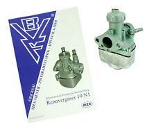 Simson Tuning Vergaser 19N1-12 SR50 KR51 Schwalbe für 60ccm 70ccm Zylinder 19mm