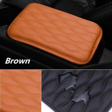 Universal Car Armrest Pad Cover Center Console Cushion Mat Wear Resistant Sponge