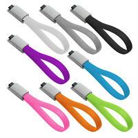 8 x 20cm Datenkabel Ladekabel Micro USB Kabel Samsung Galaxy HTC Sony Magnetisch