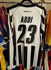 UDINESE Abdi 23 FOOTBALL SHIRT MAGLIA GRANDI L / S Svizzera Watford SHEFF WEDS