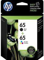 Genuine HP 65 Ink Cartridge Combo Pack for HP 3722 HP 3752 3755 printers