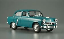 Model car Moskvich - 402 - 1956 USSR DeAgostini Autolegends of USSR scale 1/43