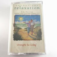 Jim Oliver - Sounds For Relaxation / Strength for Living Cassette Tape