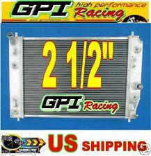 """2 1/2""""  Radiator for Chevrolet Corvette C6 double oil cooler"""