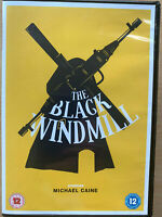 Black Windmill DVD 1974 British Clive Egleton Spy Movie Classic w/ Michael Caine