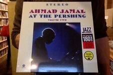 Ahmad Jamal at the Pershing Volume Two LP sealed 180 gm vinyl + mp3 download