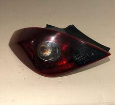 Vauxhall Corsa D 07-15 3 Door Passenger Side Rear Light 13242813  Genuine Tinted