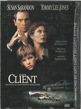 THE CLIENT TOMMY LEE JONES SUSAN SARANDON (1997) SNAPCASE DVD BRAND NEW SEALED