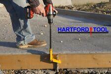 Concrete stake puller Hartford Tool HSP-12R