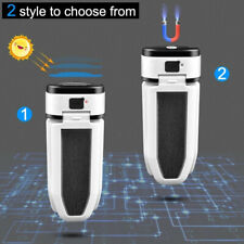USB Rechargeable Solar charging 60LED folding trefoil light outdoor camping lamp