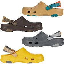 CROCS All Terrain Iconic Comfort Lightweight Clog Limited Edition and Quantity
