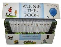 Brand New Winnie the Pooh Complete Collection 30 Books Box Set