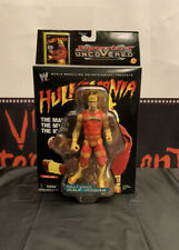 WWE Hulk Hogan Superstars Uncovered Wrestling Action Figure WWF WCW NWO NEW