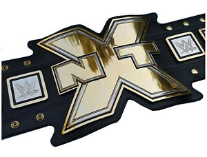 World Wrestling Champion Belts Genuine Leather 2MM Plates Replica Adults