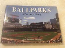 Baseball MLB Ballparks A Panoramic History Sandalow Sutton New