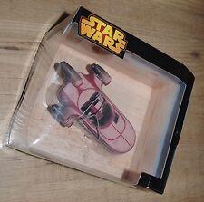 Disney Star Wars Black series Landspeeder Diecast metal vehicle space ship box